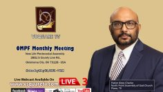 OMPF Monthly Meeting
